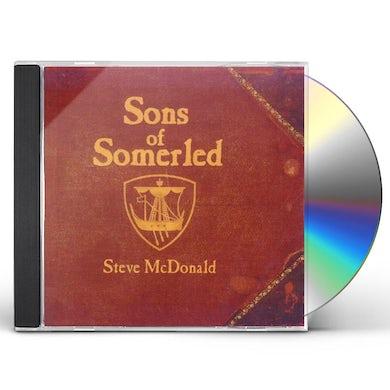 Steve McDonald SONS OF SOMERLED CD