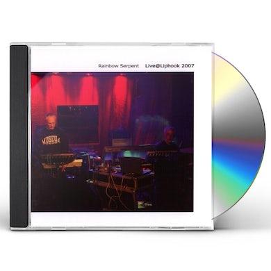 Rainbow Serpent LIVE AT LIPHOOK 2007 CD