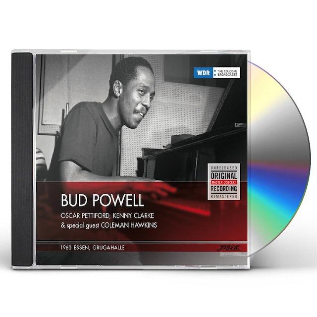 Bud Powell 1960 ESSEN GRUGAHALLE CD
