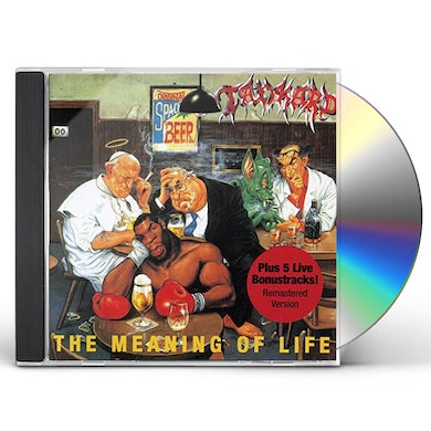 Tankard MEANING OF LIFE CD