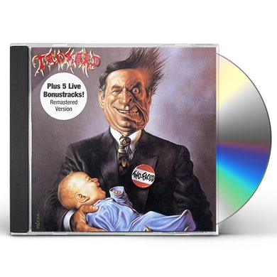 Tankard TWO-FACED CD