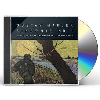 Gustav Mahler SYM 1 CD