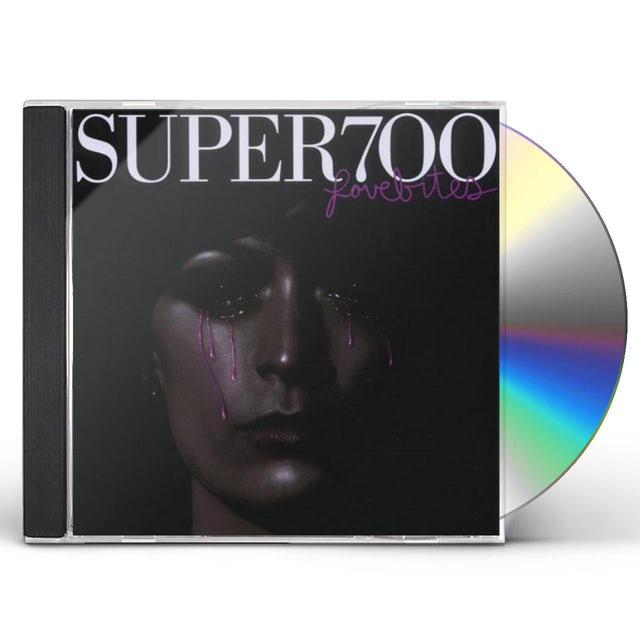 Super 700 LOVEBITES CD