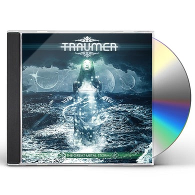 Traumer THE GREAT METAL STORM CD