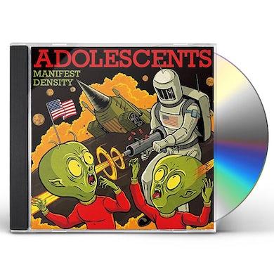 Adolescents MANIFEST DESTINY CD