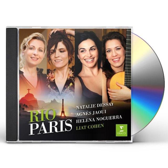 Natalie Dessay RIO-PARIS CD