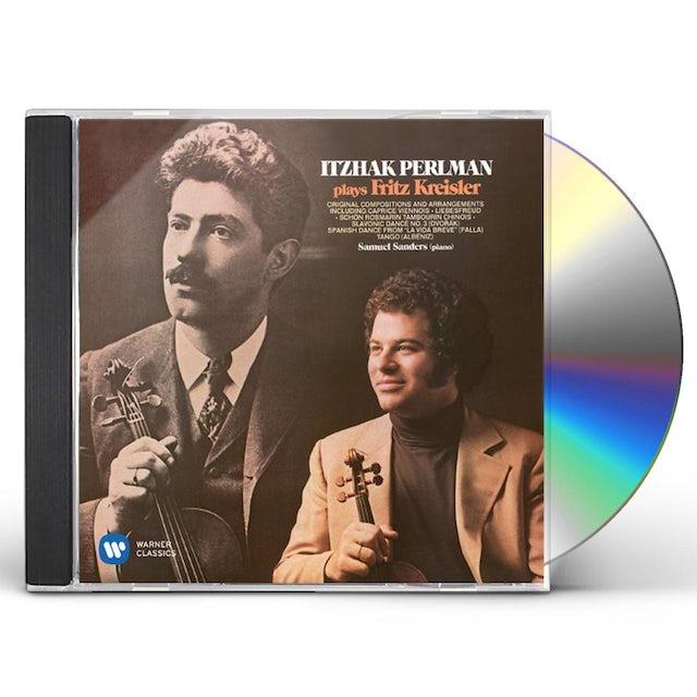 Itzhak Perlman PLAYS KREISLER CD