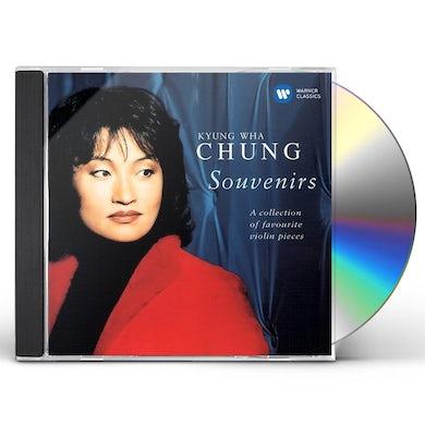 Chung Kyung-Wha SOUVENIRS CD