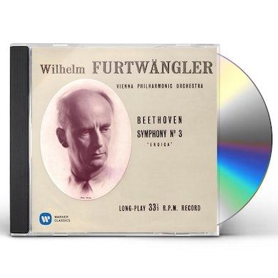 Wilhelm Furtwangler BEETHOVEN: SYMPHONY NO.3 'EROICA' CD