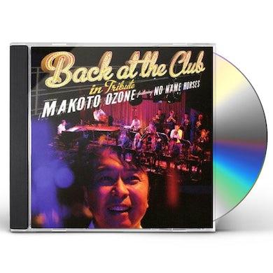 Makoto Ozone BACK AT CLUB CD
