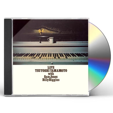 Yamamoto Tsuyoshi LIFE CD