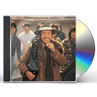 Sadao Watanabe RECITAL CD