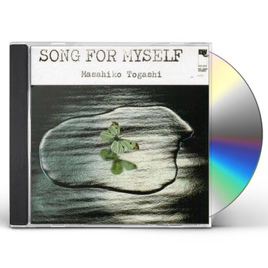 Masahiko Togashi SONG FOR MYSELF CD