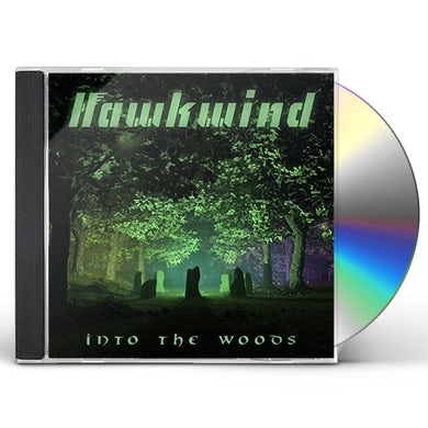 Hawkwind INTO THE WOODS CD