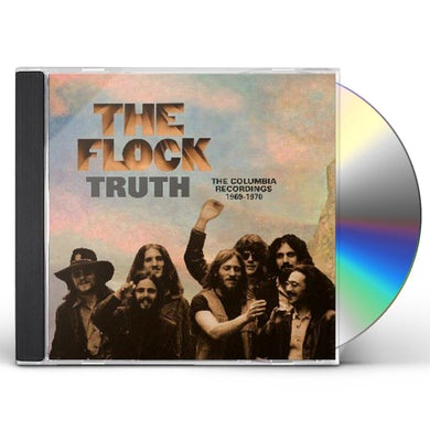Flock TRUTH - THE COLUMBIA RECORDINGS 1969-1970 CD