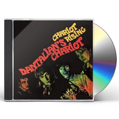 Dantalian's Chariot CHARIOT RISING: REMASTERED EDITION CD