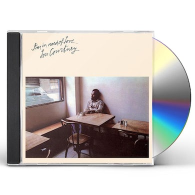 Lou Courtney I'M IN NEED OF LOVE CD