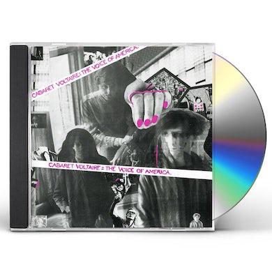 Cabaret Voltaire VOICE OF AMERICA CD
