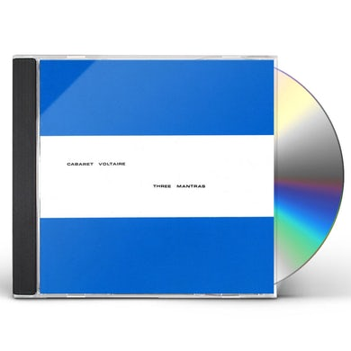 Cabaret Voltaire THREE MANTRAS CD