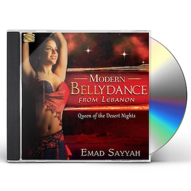 MODERN BELLYDANCE FROM LEBANON: QUEEN OF DESERT CD