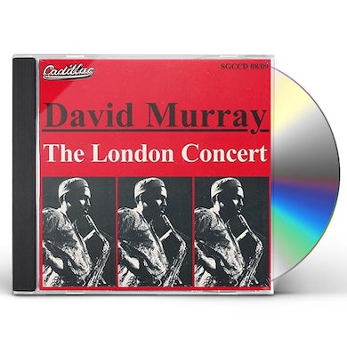 David Murray LONDON CONCERT CD