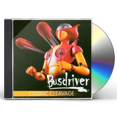 Busdriver COSMIC CLEVAGE CD
