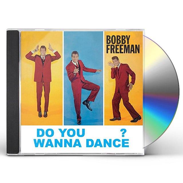 Bobby Freeman DO YOU WANNA DANCE CD