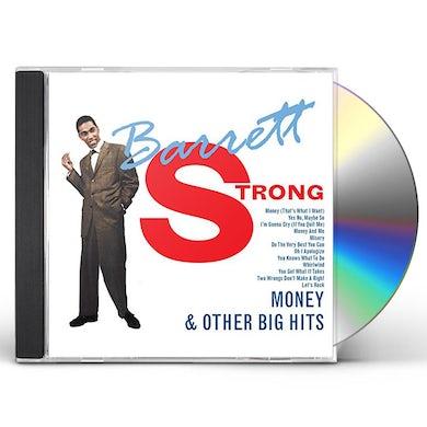 Barrett Strong MONEY & OTHER BIG HITS CD