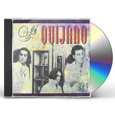 ESSENTIAL ALBUMS-CAFE QUIJANO CD
