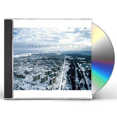Steve Rothery GHOSTS OF PRIPYAT CD