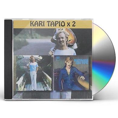KARI TAPIO OLEN SUOMALAINEN/NOSTALGIAA CD
