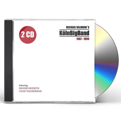 Michael Villmow / Koln Big Band 1987-1990 CD