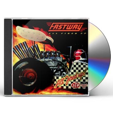 Fastway ALL FIRED UP CD