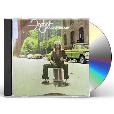 Foghat FOOL FOR THE CITY CD