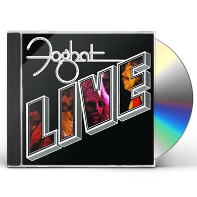 FOGHAT LIVE CD