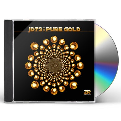 JD73 PURE GOLD CD