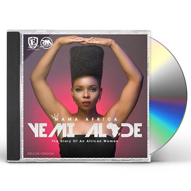 Yemi Alade MAMA AFRICA: THE DIARY OF AN AFRICAN WOMAN CD