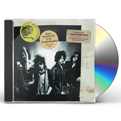 Dave Kusworth & Tenderhooks MONKEYS CHOICE CD