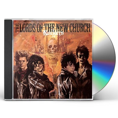 THE LORDS OF THE NEW CHURCH - ROCKERS CD