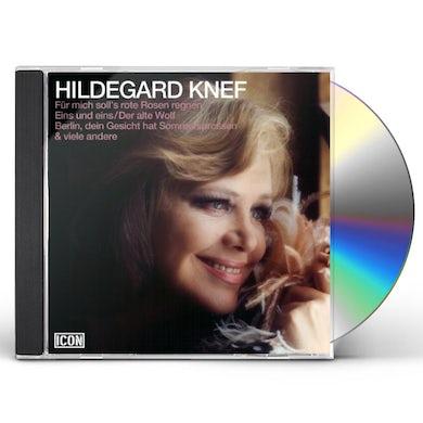 Hildegard Knef ICON CD