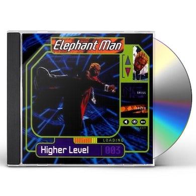 Elephant Man HIGHER LEVEL CD