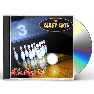 Alley Cats STRIKE 3 CD