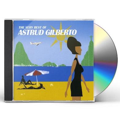Astrud Gilberto VERY BEST OF CD