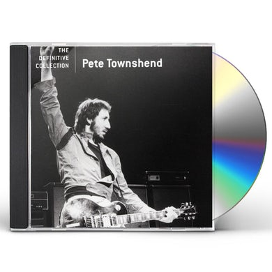 Pete Townshend DEFINITIVE COLLECTION CD