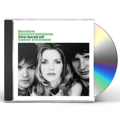 Saint Etienne LONDON CONVERSATIONS: THE BEST OF CD