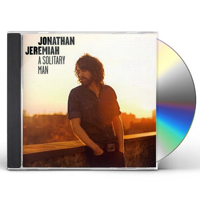 Jonathan Jeremiah SOLITARY MAN CD
