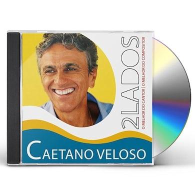 Caetano Veloso 2 LADOS O MELHOR DE CD