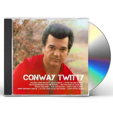 Conway Twitty ICON CD