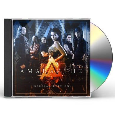 AMARANTHE: SPECIAL EDITION CD