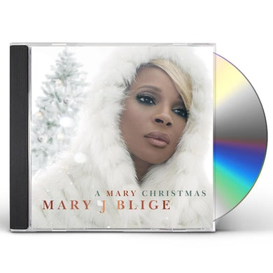 Mary J. Blige MARY CHRISTMAS CD